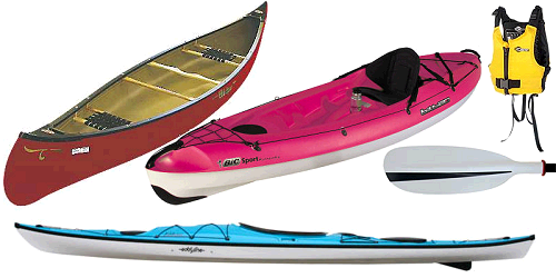 Welcome to SpiritCraft Kayaks & Canoes, Ireland, sales of